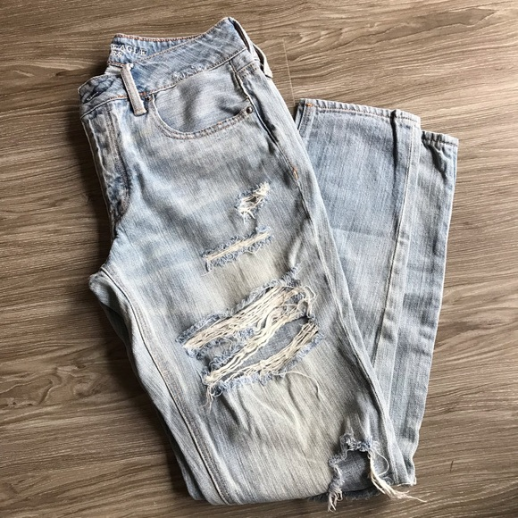 American Eagle Outfitters Denim - American Eagle Tomgirl Jeans
